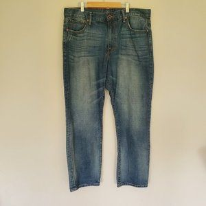 Lucky Brand 329 Classic Straight Jeans 38x30